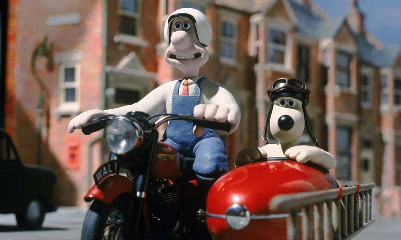 Wallace et Gromit : cœurs à modeler