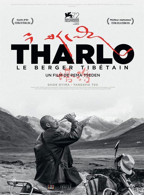 Tharlo le berger tibétain