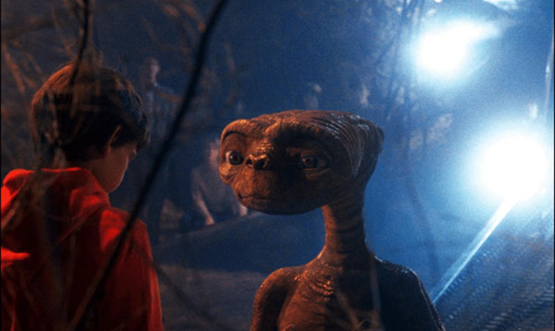 E.T., l'extraterrestre